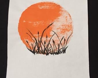 Harvest Moon Cattails