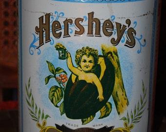 Vintage Hershey's Cocoa Tin