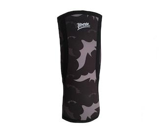 Bat Print Calf Sleeve