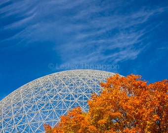 Biosphere - Montréal - Fine Art Print - Photograph - Wall Art - Decor
