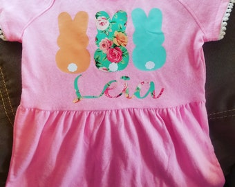 Easter bunny dress