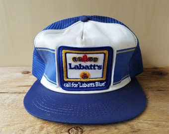MICKEY Malt Liquor Vintage 80's 90's Beer Hat Cap New Old Stock URHmI