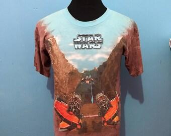 Star wars full print t shirt