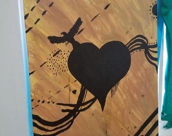 A Heart Takes Flight