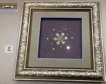 Christmas snowflake decoration, Christmas snowflake art, snowflake wall decor, silver wall decor, snowflake wall art, Winter wall decor
