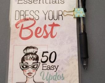Best dress dashboard with pen loop