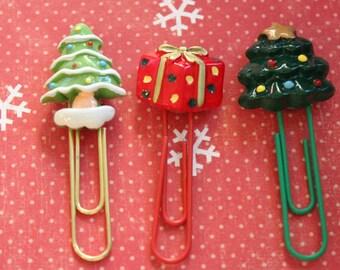 Christmas Planner Paperclip, Filofax, Color Crush, Kikki-k, ECLP