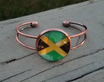 Jamaica Cuff  Bangle