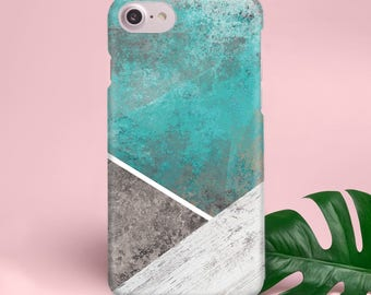 Aqua Marble iPhone 8 Case Gift iPhone X Gift iPhone 7 Case iPhone 7 Plus Case iPhone 6s Case 6 Plus iPhone 6 Case Samsung S8 S7 Case YZ1427