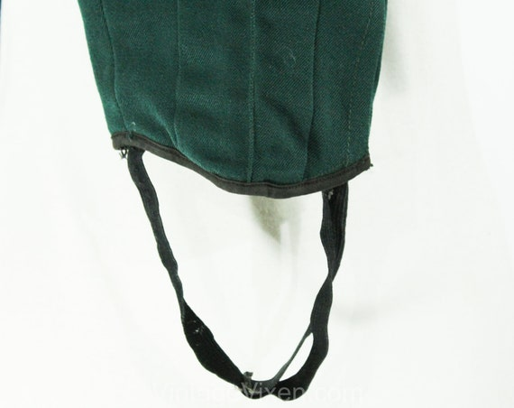 Riding Green Tailored Forest amp; Jacket Gabardine Outfit Jodhpurs 10 1940s Equestrian 25375 Suit Bust 38 Ensemble Breeches Size 8CXRxYqw8
