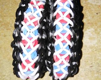 Confetti Criss Cross Bracelet (Set of 2)