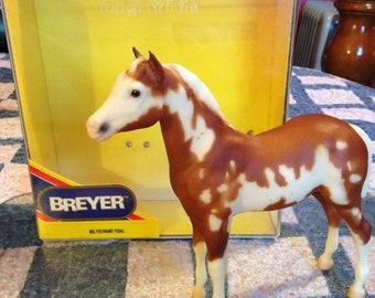 Breyer Model Horse: Paint Foal