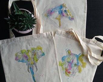 Tote bag 100% organic cotton