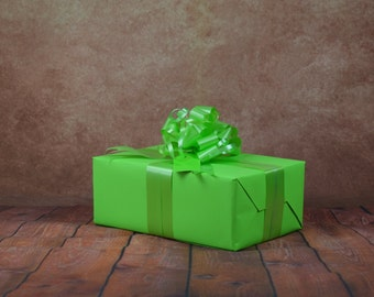 Classic Collection Gift Wrap Kit - Green