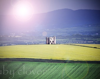 Burt Castle, Inishowen, Co. Donegal, IRELAND, O'Doherty, Chieftain, Derry, Irish Rebel, 16th Century Castle, Letterkenny,Ireland Photography