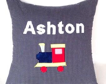 Personalised Cushion -Baby Cushion - Name Cushion - Baby Gift - Child Gift