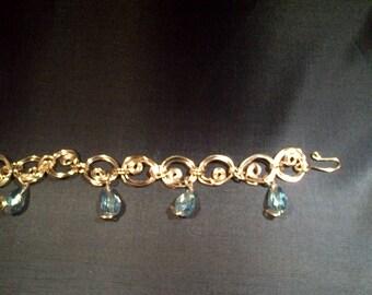Handcrafted by Melinda bracelet