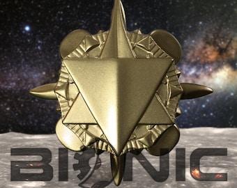 Battlestar Galactica Distinguished Service Medallion Prop Replica