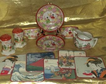 Japanese 'Geisha' Grouping
