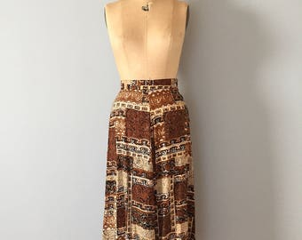 ethnic print skirt | wrap maxi skirt | side button wrap skirt