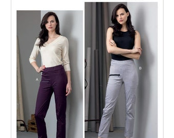 Pants V9303 Vogue sewing pattern