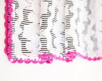 Zebra Swaddle