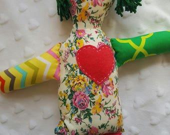 PiolaPR bohemian doll