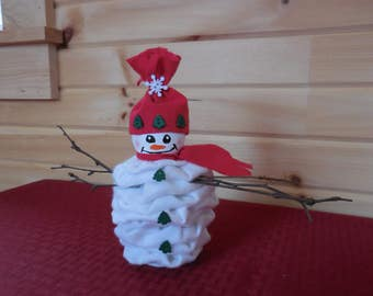 Little  Brother YoYo  Snowman