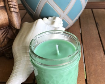 8 Oz Forgive Essential Oil Soy Wax Candle