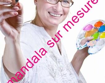 "Your ""Master"" mandala custom (1 m x 1 m)"