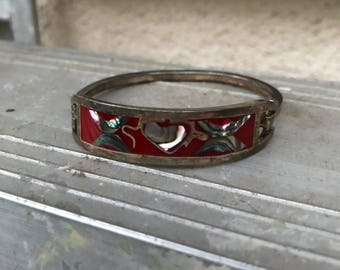 Childs Red Bracelet
