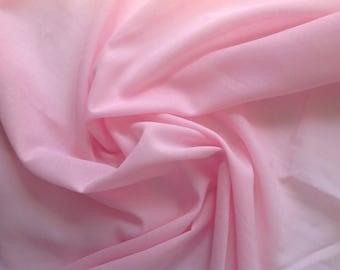 Cotton Batiste, 2 1/4 Yards, Pale Pink