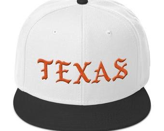 Texas Snapback