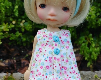 PRETTY POSIES   made to fit Irrealdoll (Ino, Enyo, Dryo) by Darla