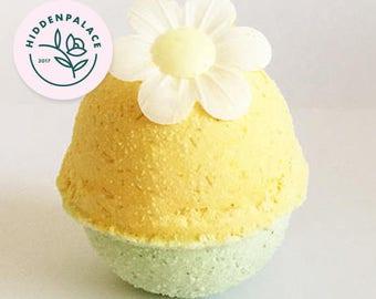 Lemon Meringue | Bath Bomb
