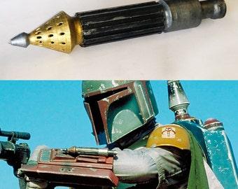 Boba Fett gauntlet missile prop - Star Wars