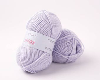 Phildar Charly Lavender wool