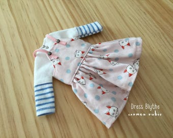 Handmade Outfit Blythe-Carmen Rubio-Summer