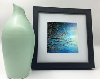 Reaching out Framed Limited Edition Print