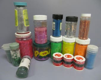Glitter assortment