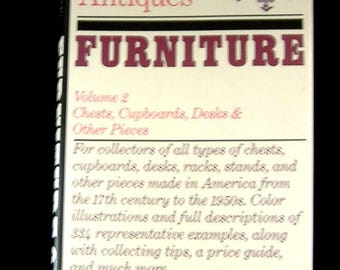 Knopf Collector's Guide American Antiques: Furniture Volume 2 Trade Paper 1982