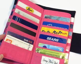 Credit Card Holder, Credit Card Wallet, Womens Wallet, Card Holder, Credit Card Case, Card Wallet
