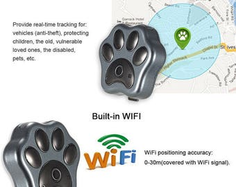 SALE! GPS TRACKER wifi enabled !