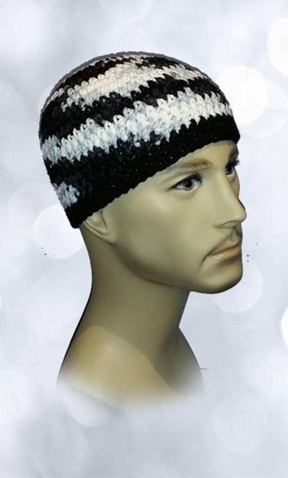 Häkeln Sie Schädeldach Chemo-Hut Rodel Kühlung Cap Mütze