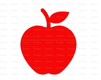 Red Apple Clipart Png