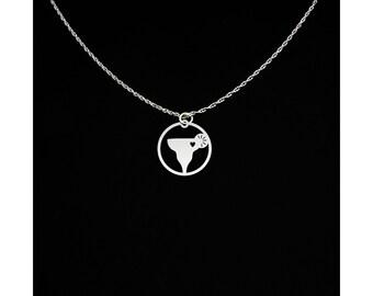 Margarita Necklace - Margarita Jewelry - Margarita Gift - Cinco De Mayo Necklace