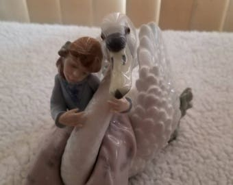 Lladro Swan Song #5704