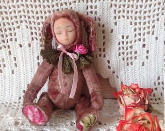 Souvenir teddy doll bunny Souvenir teddy doll Teddy doll Stuffed teddy doll Teddy doll bunny Teddy bunny