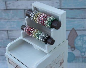 BJD accessories: Shamballa bracelet