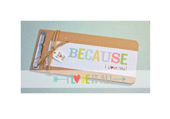 Romantic Birthday Gift Love Coupon Book Card For Husband